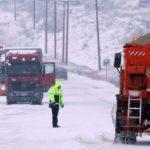 Ώρα 08:40: Η κατάσταση στο οδικό δίκτυο της Περιφέρειας Δυτικής Μακεδονίας ανά Διεύθυνση Αστυνομίας