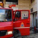 Ευχαριστήριο του Διοικητή της Περιφερειακής Πυροσβεστικής Διοίκησης Δυτικής Μακεδονίας, Αρχιπύραρχος Ι.Ράπτης, για την απολύμανση των κτιριακών εγκαταστάσεων και οχημάτων των Υπηρεσιών