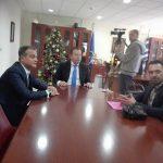kozan.gr: Στην Κοζάνη ο Υφυπουργός Αγροτικής Ανάπτυξης και Τροφίμων, Βασίλης Κόκκαλης – Συναντήθηκε με τον Περιφερειάρχη Δ. Μακεδονίας – Τι είπε ο τελευταίος για το Μουσείο Κρόκου (Φωτογραφίες-Βίντεο)