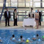 Καθαγιασμός υδάτων στο Δημοτικό Κολυμβητήριο Κοζάνης 6-1-2017