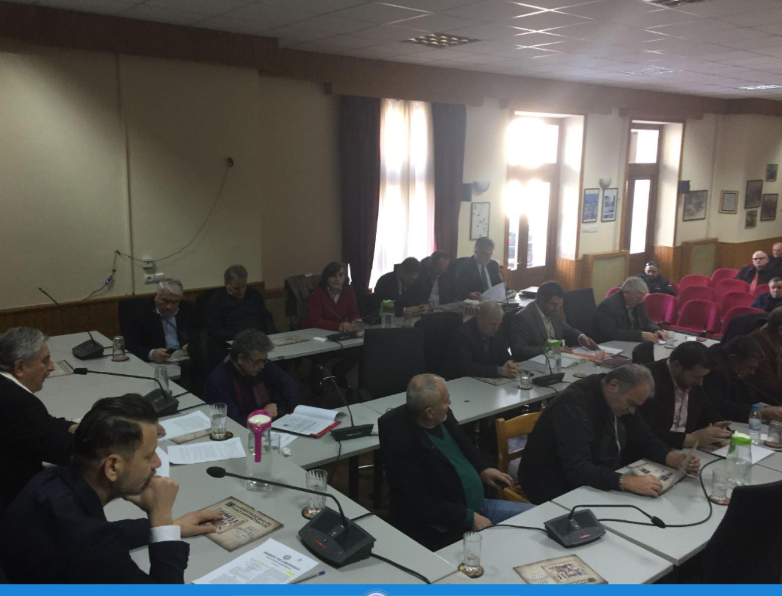 Ειδική συνεδρίαση του Δημοτικού Συμβουλίου του Δήμου Σερβίων – Βελβεντού , τη Δευτέρα 30 Ιανουαρίου
