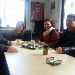 Διαδοχικές συναντήσεις της Ο.Τελιγιορίδου, με τα σωματεία των εργαζομένων του ΙΚΑ Καστοριάς και των εργαζομένων του Κέντρου Υγείας Άργους Ορεστικού