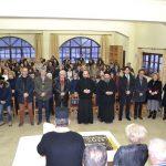 Το Δ.Σ. του Μορφωτικού Πολιτιστικού Συλλόγου Γαλατινής πραγματοποίησε εκδήλωση για την κοπή της βασιλόπιτας (Φωτογραφίες)