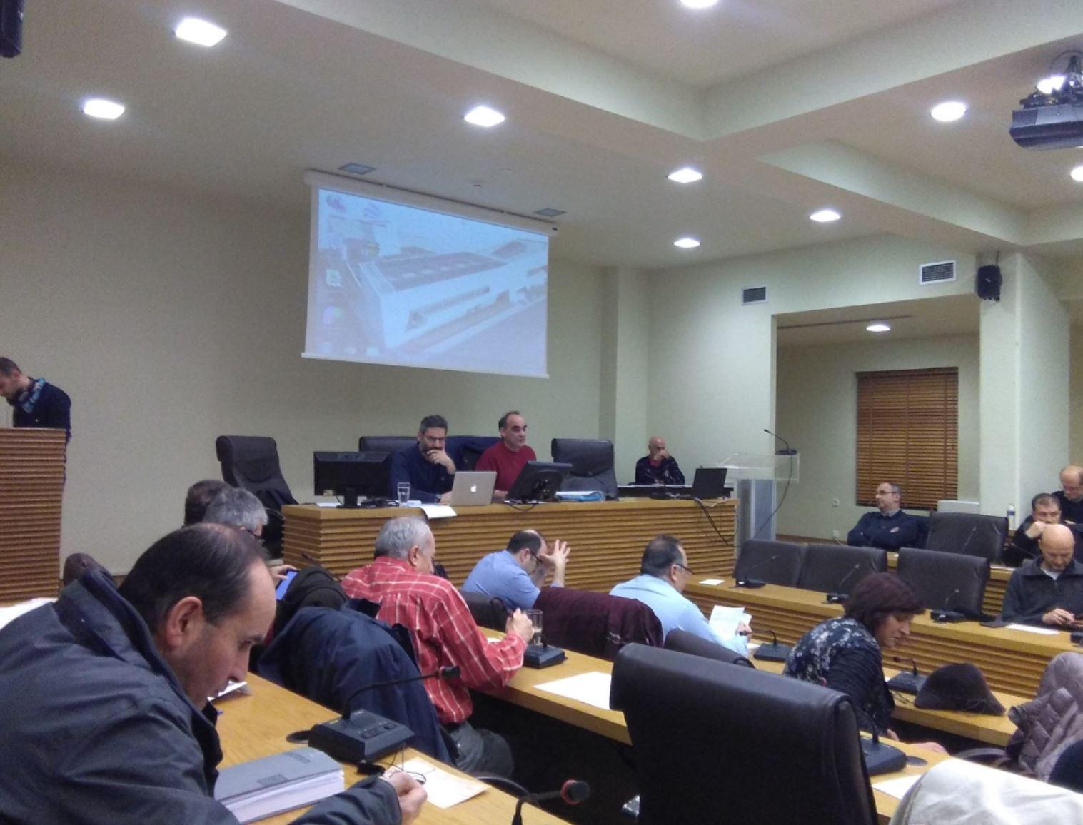 Ψήφισμα Δημοτικού Συμβουλίου του Δήμου Κοζάνης ενάντια στην συνεχιζόμενη δίωξη του Δημάρχου Πατρέων Κώστα Πελετίδη