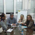 Ο.Τελιγιορίδου: «Θα προχωρήσουμε με συλλογικές ενέργειες σε ένα κοινό πλαίσιο συνεργασίας και δράσεων για την αντιμετώπιση της ανεργίας»