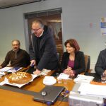 kozan.gr: Ο Δήμαρχος Πρεσπών ο τυχερός στην κοπή της βασιλόπιτας της ΠΕΔ Δυτικής Μακεδονίας (Φωτογραφίες-Βίντεο)