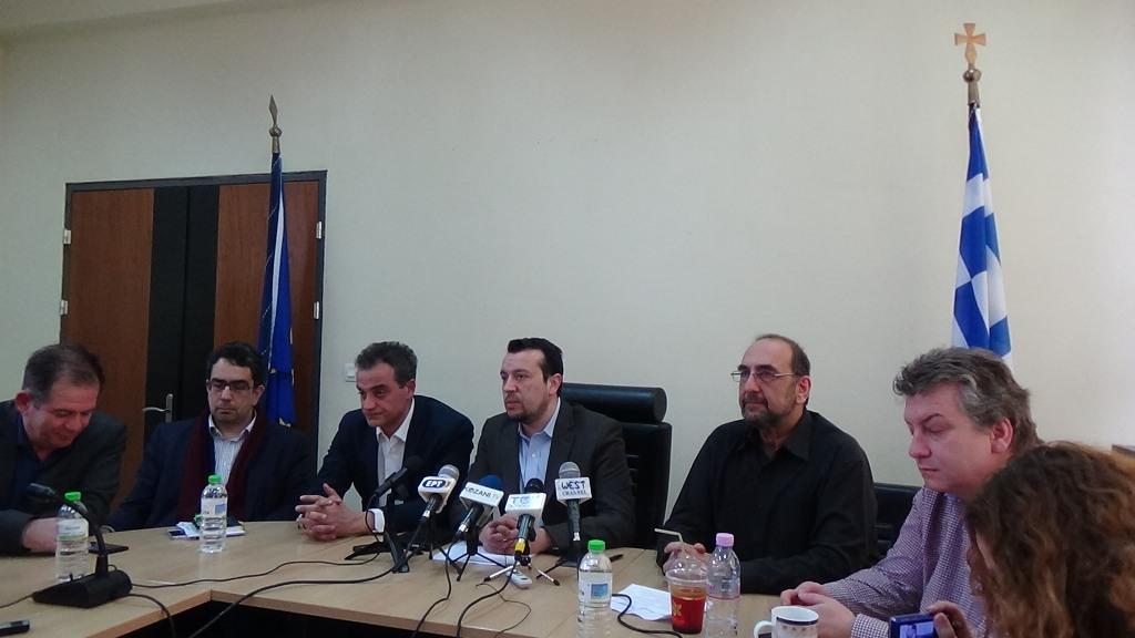 Τις πρωτοβουλίες της Περιφέρειας Δυτικής Μακεδονίας εξήρε ο υπουργός Ψηφιακής Πολιτικής, Τηλεπικοινωνιών και Ενημέρωσης Ν. Παππάς (Δελτίο τύπου)