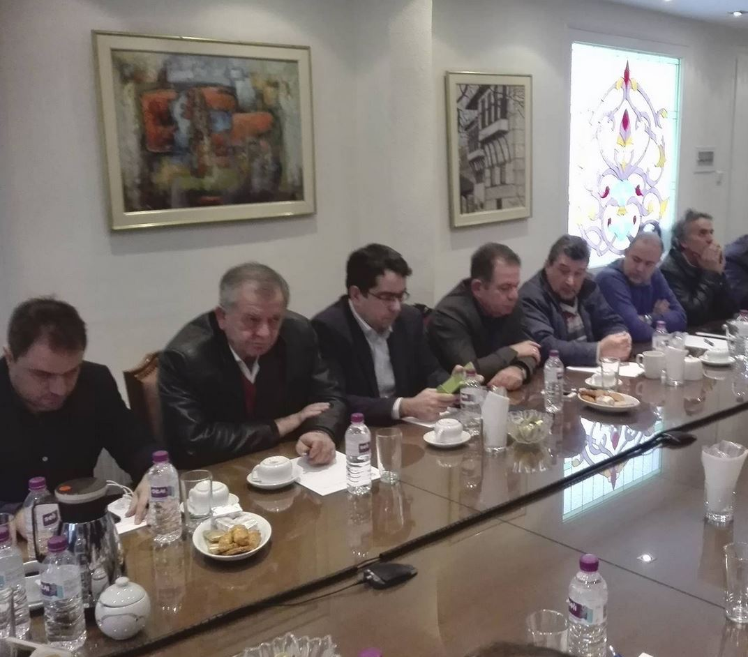 "kozan.gr: Ν. Παππάς, από το ΕΒΕ Κοζάνης, προς τον Πρόεδρο του Εμπορικού Συλλόγου: ""Μετά την αξιολόγηση, σας διαβεβαιώνω ότι θα δούμε και το θέμα της παράτασης (της πληρωμής των φορολογικών και ασφαλιστικών υποχρεώσεων) & της δημιουργίας του ακατάσχετου λογαριασμού για τους ελεύθερους επαγγελματίες"" (Βίντεο)"