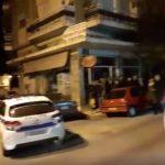 kozan.gr: Βίντεο από το σημείο που ακούστηκαν οι πυροβολισμοί, στη συμβολή των οδών Ολύμπου & Καταφυγίου στην Κοζάνη
