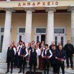 Ο Πολιτιστικός Σύλλογος Κοζάνης «Οι Μακεδνοί» για τη φιλοξενία του στον Χορευτικό Όμιλο Χανίων Κρήτης «Αροδαμός» (Φωτογραφίες)