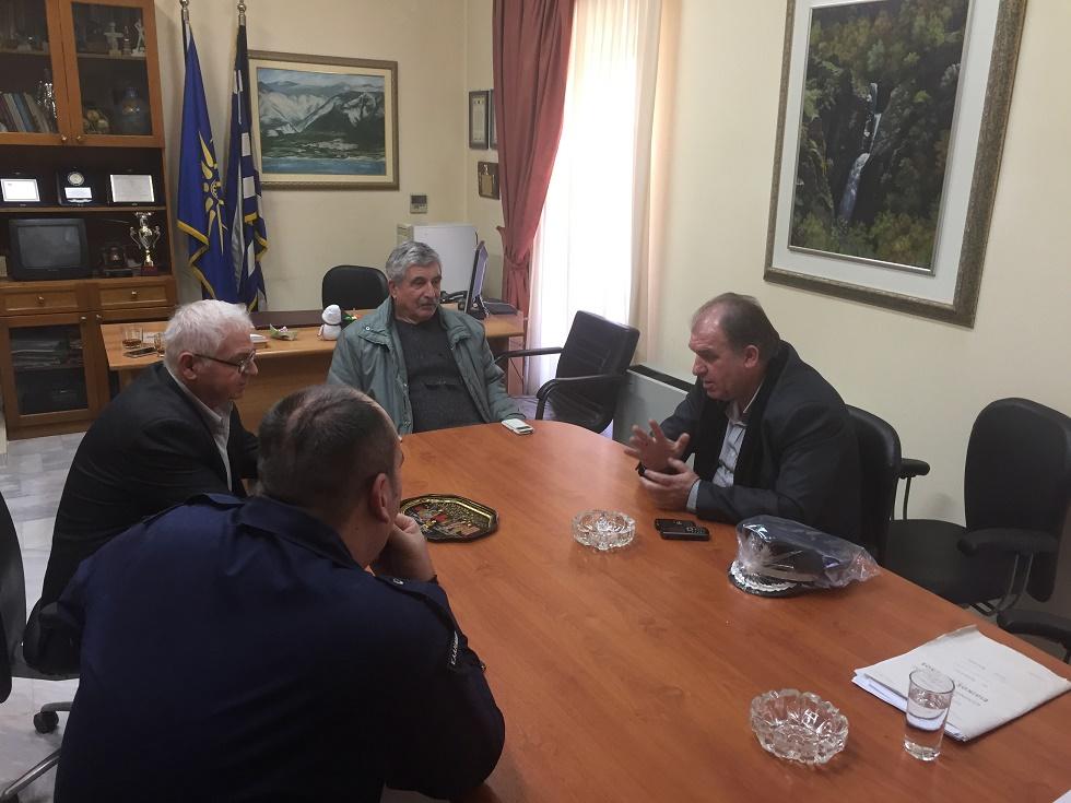 Δήμος Σερβίων – Βελβεντού: Ο Τοπικός Αστυνόμος στο Βελβεντό