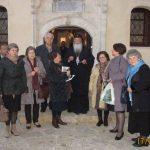 Συνάντηση κλιμακίου πιστών μέσα από τον ι. ναό του Αγίου Διονυσίου Βελβεντού  με τον Σεβ. Μητροπολίτη Σερβίων και Κοζάνης κ. Παύλο στο Επισκοπείο Κοζάνης.  (του παπαδάσκαλου Κωνσταντίνου Ι. Κώστα)