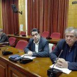 kozan.gr: Π. Καραγεώργος υπεύθυνος οργανωτικού ΣΥΡΙΖΑ, από την Κοζάνη: «Για να είμαστε ειλικρινείς ως αντιπολίτευση μιλάγαμε για άλματα. Υποτιμήσαμε αυτό που λέγανε οι παλιοί αριστεροί. Άλλο η κυβέρνηση, άλλο η εξουσία» – Τι είπαν οι 4 βουλευτές του ΣΥΡΙΖΑ για την 2η αξιολόγηση (Βίντεο)