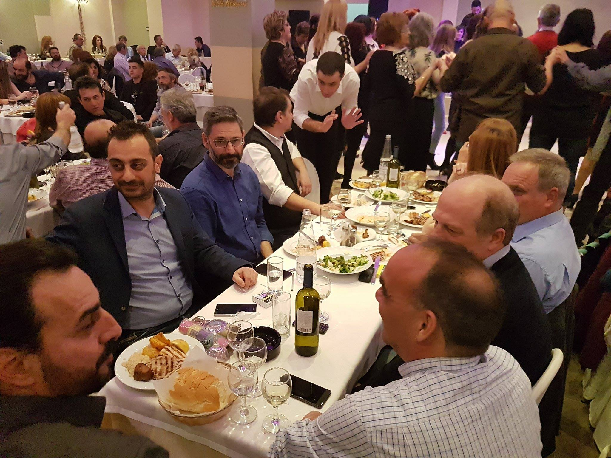 kozan.gr: Πολύ κέφι στο χορό του Συλλόγου Δημοτικών Υπαλλήλων Νομού Κοζάνης (Φωτογραφίες & Βίντεο)
