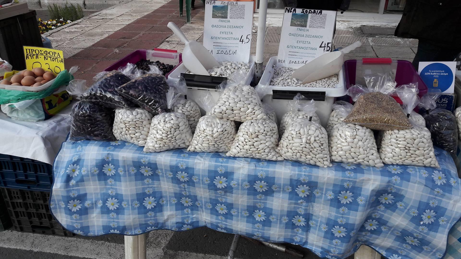 kozan.gr: Μια πρωινή βόλτα, σήμερα Σάββατο 18/2, στη λαϊκή αγορά της Κοζάνης – Οι τιμές στους πάγκους των πωλητών