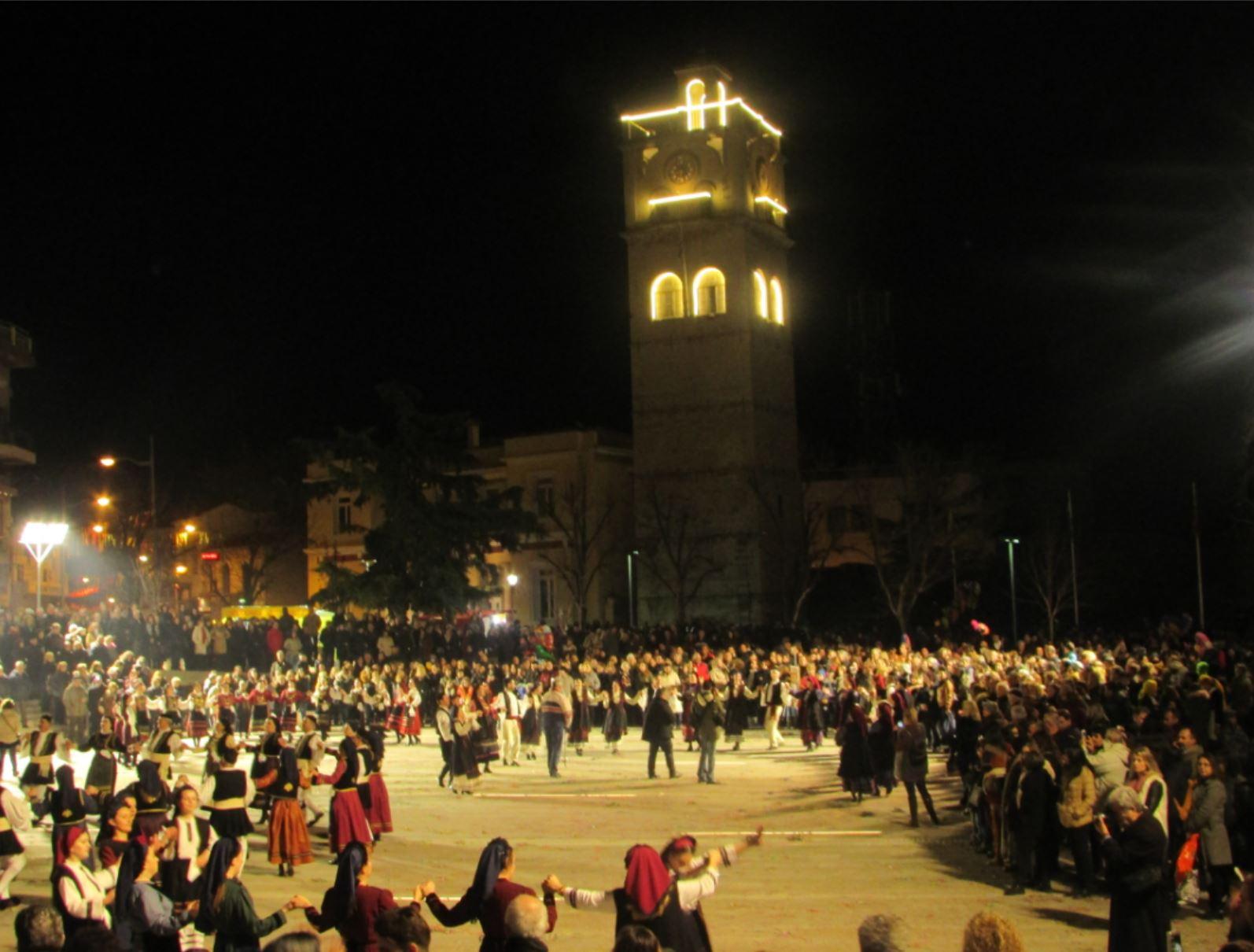 Κοζάνη: Το πρόγραμμα των αποκριάτικων εκδηλώσεων, σήμερα Τετάρτη 22 Φεβρουαρίου