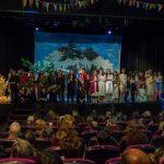 Πραγματοποιήθηκαν με απόλυτη επιτυχία οι 3 παραστάσεις από τους  «Ταξιδευτές του θεάτρου» (της Γιάννας Γκουτζιαμάνη)