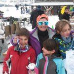 Μεγάλες επιτυχίες για δύο Κοζανίτες αθλητές του ΧΟΣ Γρεβενών, στους αγώνες χιονοδρομίας  στη Βίγλα της Φλώρινας