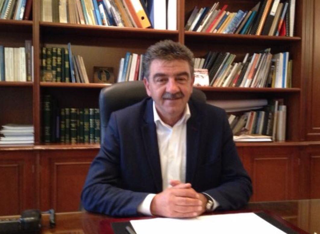 Σφοδρή αντίδραση για τους νέους σταθμούς διοδίων στην Εγνατία Οδό εκφράζει ο Δήμαρχος Γρεβενών Γ.Δασταμάνης