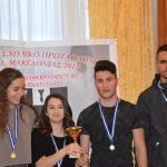 Πραγματοποιήθηκε στην Πτολεμαΐδα,  το 10ο Ομαδικό Σχολικό Πρωτάθλημα Κ.Δ. Μακεδονίας (Φωτογραφίες)