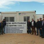 "kozan.gr: Eπίσκεψη στο εργοτάξιο της υπό κατασκευή λιγνιτικής μονάδας ""Πτολεμαΐδα 5"", με σκοπό την καταγραφή των προβλημάτων των εργαζομένων, πραγματοποίησε, σήμερα Δευτέρα, η διοίκηση του Εργατικού Κέντρου Πτολεμαΐδας (Φωτογραφίες & Βίντεο)"