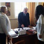 Ορκωμοσία νέου υπαλλήλου του Δήμου Βοΐου