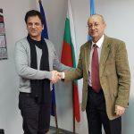 Στην Σόφια, ο Πρόεδρος του Συνδέσμου Γουνοποιών Σιάτιστας Σ.Παπάς, στο πλαίσιο οργάνωσης της «Έκθεσης και Επίδειξης Γούνας στη Σόφια Βουλγαρίας»