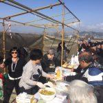 kozan.gr: Παραδοσιακή φασολάδα, λαγάνα και νηστίσιμα εδέσματα στον εορτασμό των «Κούλουμων» στη γέφυρα των Σερβίων (Φωτογραφίες)