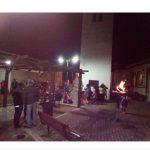 Άναμμα φανού στην Κερασιά Κοζάνης κι αναβίωση του τοπικού εθίμου «χάσκα» (Φωτογραφίες)