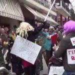 Ολόκληρη η  αποκριάτικη παρέλαση στo Πλατανόρρευμα Σερβίων  (Βίντεο)