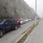 kozan.gr: «Έκανα βουτιά. Συγνώμη σε όλους», έγραψε στο σημείωμά του ο 46χρονος, από το Λιβαδερό του δήμου Σερβίων – Βελβεντού, για τον οποίον συνεχίζονται οι έρευνες, στη γέφυρα των Σερβίων και την ευρύτερη περιοχή της λίμνης Πολυφύτου