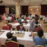 11ο Διασυλλογικό Πρωτάθλημα σκάκι Παίδων-Κορασίδων ΚΔ Μακεδονίας 2018  (3η αγωνιστική)