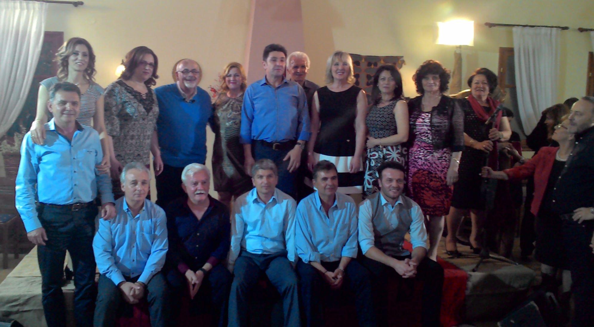 "O Σύλλογος Γρεβενιωτών Κοζάνης για την εκπομπή ""Το Αλάτι της Γης"""