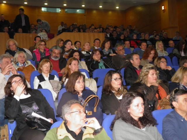 kozan.gr: Η Ε. Ζωγραφάκη, πρόεδρος ΟΛΜΕ, σε δηλώσεις της από την Κοζάνη: «Oι προσπάθειες που βιώσαμε τα τελευταία χρόνια σε σχέση με την αξιόλογη ήταν με στόχευση τη μισθολογική μας ταπείνωση σε πρώτο στάδιο»  (Φωτογραφίες-Βίντεο)
