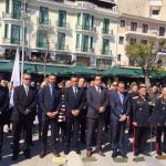 kozan.gr: Κοζάνη: Επιμνημόσυνη δέηση & κατάθεση στεφάνων στην Κεντρική Πλατεία, στο πλαίσιο του εορτασμού της Εθνικής Επετείου της 25ης Μαρτίου του 1821 (Φωτογραφίες & Βίντεο)
