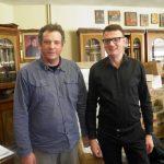 kozan.gr: 700 τόμους βιβλίων, προσέφερε, στην Κοβεντάρειο Δημοτική βιβλιοθήκη Κοζάνης, ο υπάλληλος της ύπατης αρμοστείας του ΟΗΕ, άλλα και βιβλιόφιλος, Χρήστος Καφάσης (Φωτογραφίες & Βίντεο)