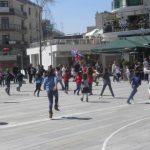 kozan.gr: Με μεγάλη συμμετοχή παιδιών στο  Street handball στην Κεντρική Πλατεία Κοζάνης (Φωτογραφίες-Βίντεο)