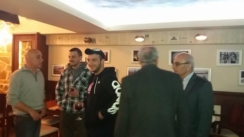 kozan.gr: Πτολεμαίδα: Εγκαινιάστηκε η εικαστική έκθεση του Δ. Βαλμά, στο πλαίσιο των εκδηλώσεων, του 1ου φεστιβάλ Πτολεμαΐδας: Η πόλη γιορτάΖΕΙ (Φωτογραφίες & Βίντεο)