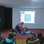 Ενημέρωση για την Καρδιοπνευμονική Αναζωογόνηση και τη χρήση του απινιδωτή στο ΕΠΑΛ Σερβίων (Φωτογραφίες)