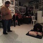 Σεμινάριο πρώτων βοηθειών πραγματοποιήθηκε, την Τετάρτη 15 Μαρτίου, στο Σύλλογο Μεταξιωτών Κοζάνης (Φωτογραφίες)