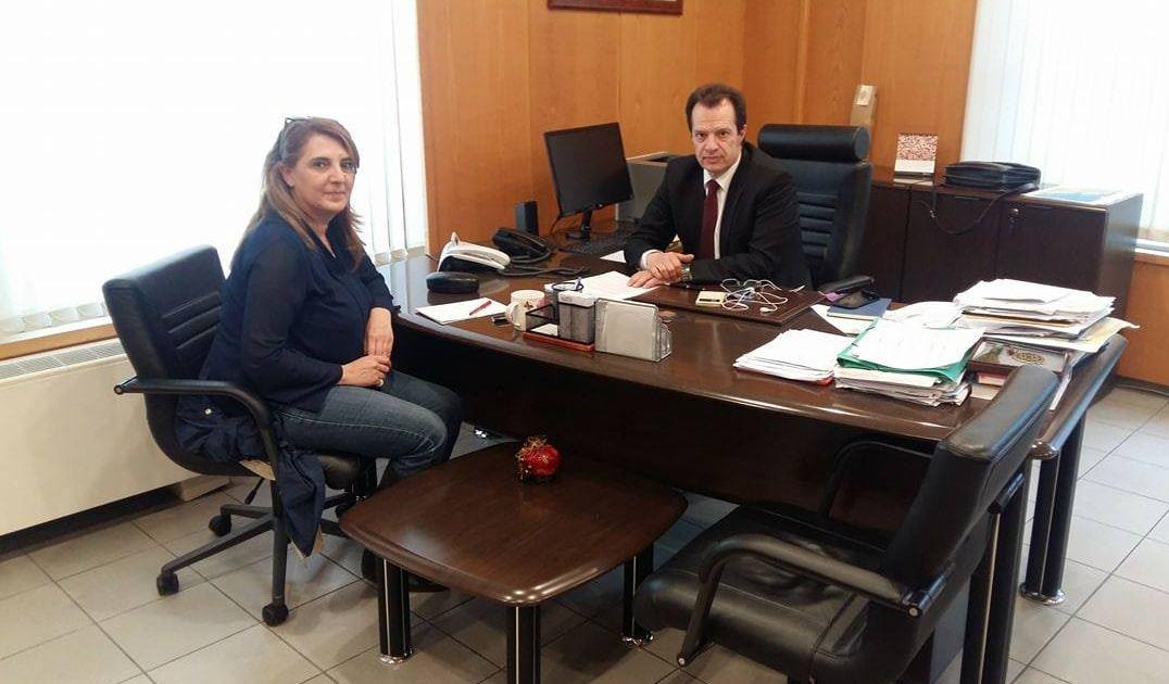 O.Τελιγιορίδου: Αξιολόγηση έργων υποδομών από το Υπουργείο Υποδομών και δρομολόγηση  χρηματοδότησής τους  στους δήμους Καστοριάς και Νεστορίου