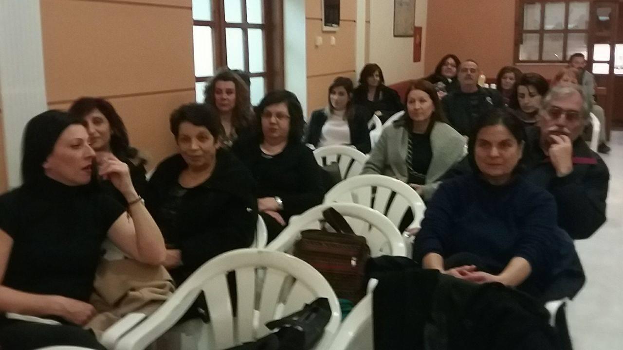 kozan.gr: To βιβλίο του Θοδωρή Δεύτου «Είμαι Πολίτισσα, τζάνουμ!», παρουσιάστηκε, το απόγευμα της Δευτέρας, στο σύλλογο Μικρασιατών Πτολεμαΐδα (Φωτογραφίες & Βίντεο)