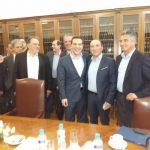 kozan.gr: Παίρνει «σάρκα κι οστά», με τη στήριξη της Περιφέρειας Δ. Μακεδονίας, η ιδέα του ΕΒΕ Κοζάνης για τη  δημιουργία του Ταμείου Ανάπτυξης Δυτικής Μακεδονίας (ΤΑΔΥΜ) – Η σημερινή συνάντηση φορέων, στη Θεσσαλονίκη, με τον Πρωθυπουργό (Φωτογραφίες)