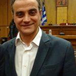 Ευχές για την ονομαστική του εορτή  θα δεχθεί το Σάββατο 24 Φεβρουαρίου, ο Περιφερειάρχης Δυτικής Μακεδονίας Θεόδωρος Καρυπίδης