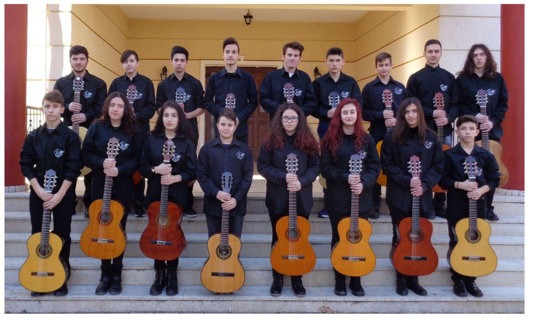 Το μουσικό σχολείο Σιάτιστας σε αγώνες τέχνης στη Θεσσαλονίκη