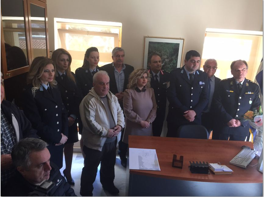 kozan.gr: Επίσημη έναρξη, από σήμερα Παρασκευή, της λειτουργίας του Τοπικού Αστυνόμου, στη δημοτική ενότητα Βελβεντού  (Φωτογραφίες)