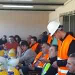 kozan.gr: Στο εργοτάξιο της Πτολεμαΐδας 5, πραγματοποιήθηκε το Δ.Σ. και η κοπή πίτας του Εργατικού Κέντρου Πτολεμαΐδας – Εργασιακή ειρήνη, στο εργοτάξιο, ευχήθηκε ο Πρόεδρος, Τάσος Τσιλφίδης – Τι ανταπάντησε ο εκπρόσωπος του Σωματείου Εργατοτεχνιτών και Υπαλλήλων στην κατασκευή της 5ης Μονάδας (Φωτογραφίες & Βίντεο)