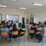 Βιωματικό Εργαστήριο για την έμφυλη βία στο ΕΠΑΛ Σερβίων