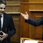 Κόντρα Τσίπρα – Μητσοτάκη στη Βουλή για την τροπολογία που κατέθεσε ο Μίμης Δημητριάδης για τα πρόστιμα λαθρεμπορίου (Βίντεο)