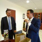 Επίσκεψη του Ούγγρου Πρέσβη στον Περιφερειάρχη Δυτικής Μακεδονίας (Φωτογραφίες-Βίντεο)